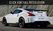Introduced a new Nissan 370Z Nismo