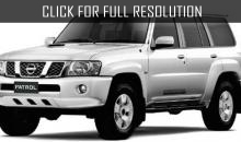 Nissan Patrol was removed from production in Australia