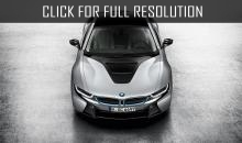 New charged modification of BMW i8 will be presented in 2016
