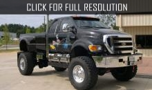 Review - Brutal Ford F650 2013