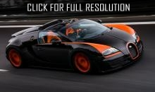 New luxury car from Bugatti will accelerate to 460 KPH