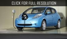 Electric Nissan Leaf has become the most popular in Europe