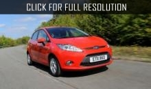 New updates to Ford Fiesta Supermini