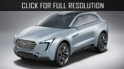 Fully electric Subaru crossover will appear in 2021