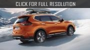 Nissan X-Trail 2018 will receive hybrid powertrain