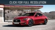 Infiniti Q60 Coupe 2017 was announced in the UK