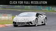Lamborghini Huracan became the fastest serial car in Nurburgring
