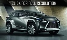 Lexus prepares to release the most affordable crossover