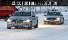 Mercedes-Benz brought new 2016 E-Class to winter tests