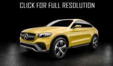 Crossover Mercedes GLC Coupe will go on sale in 2016