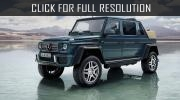 The cost of Mercedes Maybach G650 Landaulet is announced