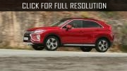 Mitsubishi published the prices and complete sets of new Eclipse Cross