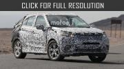 Mitsubishi began testing new crossover based on prototype XR