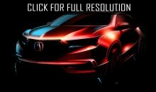 Acura has announced an updated crossover MDX