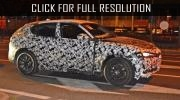 On the Internet published the shots of a crossover Alfa Romeo Stelvio in a light camouflage