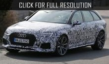 Charged Audi RS4 Avant wagon will get a 500 hp engine