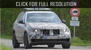 Crossover 2018 BMW X5 is photographed on tests