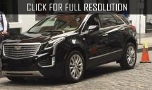 New crossover Cadillac XT5 will be presented in 2015