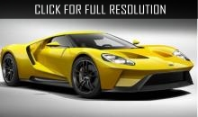 Ford is to choose buyers of its GT supercar randomly