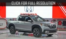 Honda started to assemble new Honda Ridgeline