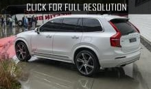 New Volvo XC90 - with your own eyes