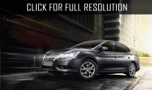 Nissan announced start of sales of new sedan Nissan Sentra 2015