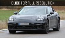 Porsche is testing Panamera Shooting Brake