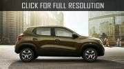 Renault will present a new crossover during the Auto Show in Delhi