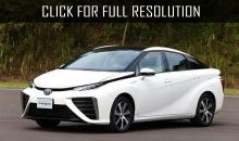 Toyota Mirai priced at 57,500 US dollars