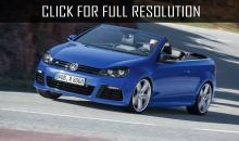 Volkswagen presented Golf Cabriolet 2015