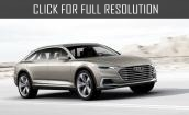 2015 Audi Prologue Allroad - design, specs, video, exterior