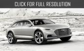 2015 Audi Prologue Allroad