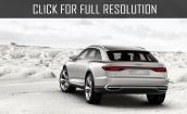 2015 Audi Prologue Allroad