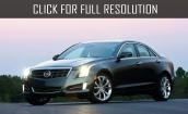 2015 Cadillac ATS - design, interior, engine