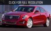2015 Cadillac Ats 2.0l turbo #1
