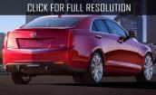 2015 Cadillac Ats 2.0l turbo #2