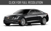 2015 Cadillac Ats black #1