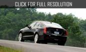 2015 Cadillac Ats black #2