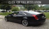 2015 Cadillac Ats black #4
