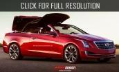2015 Cadillac Ats convertible #1