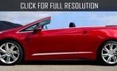 2015 Cadillac Ats convertible #2