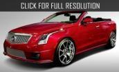 2015 Cadillac Ats convertible #3