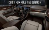 2015 Cadillac Ats interior #2