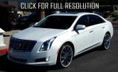 2015 Cadillac Ats white #1