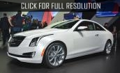 2015 Cadillac Ats white #2