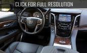 2015 Cadillac Escalade interior #3