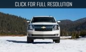 2015 Chevrolet Tahoe - msrp, redesign, engine, photos, video