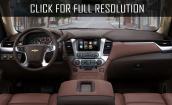 2015 Chevrolet Tahoe interior #1
