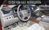 2015 Chevrolet Tahoe interior #2