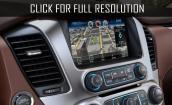 2015 Chevrolet Tahoe interior #3